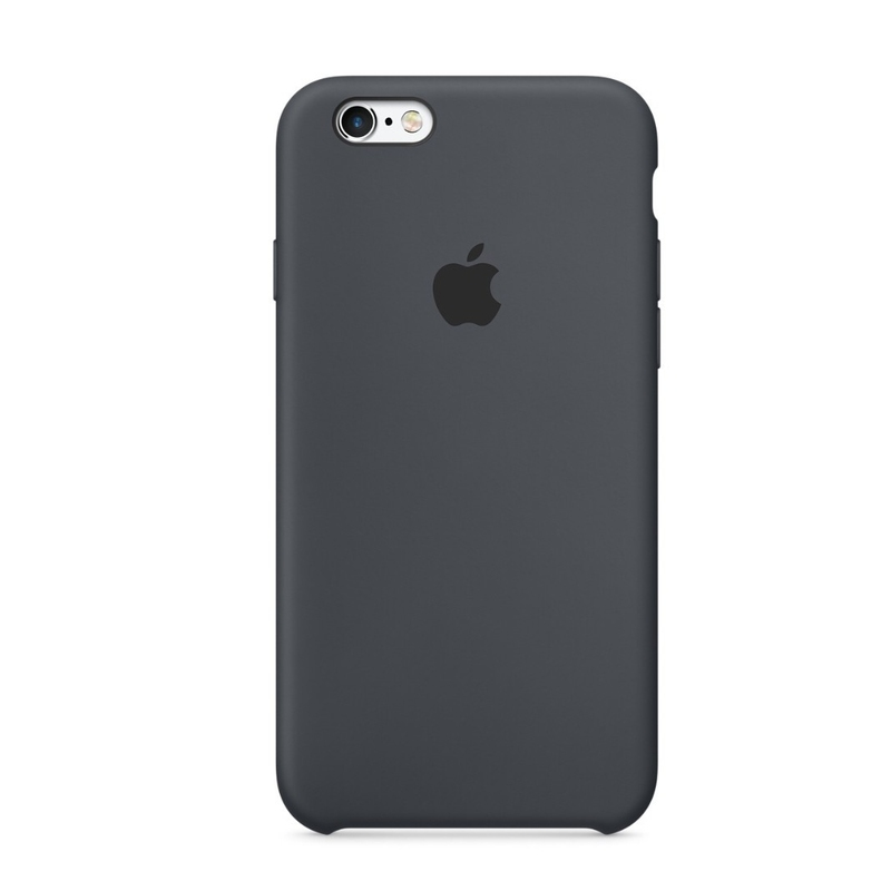 Apple iPhone 6 / 6S Silicone Case, серый