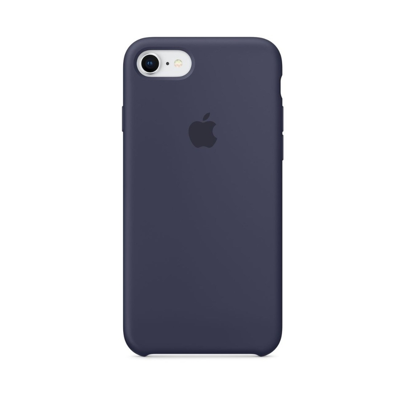Apple iPhone 7/8 Silicone Case, «тёмно-синий»