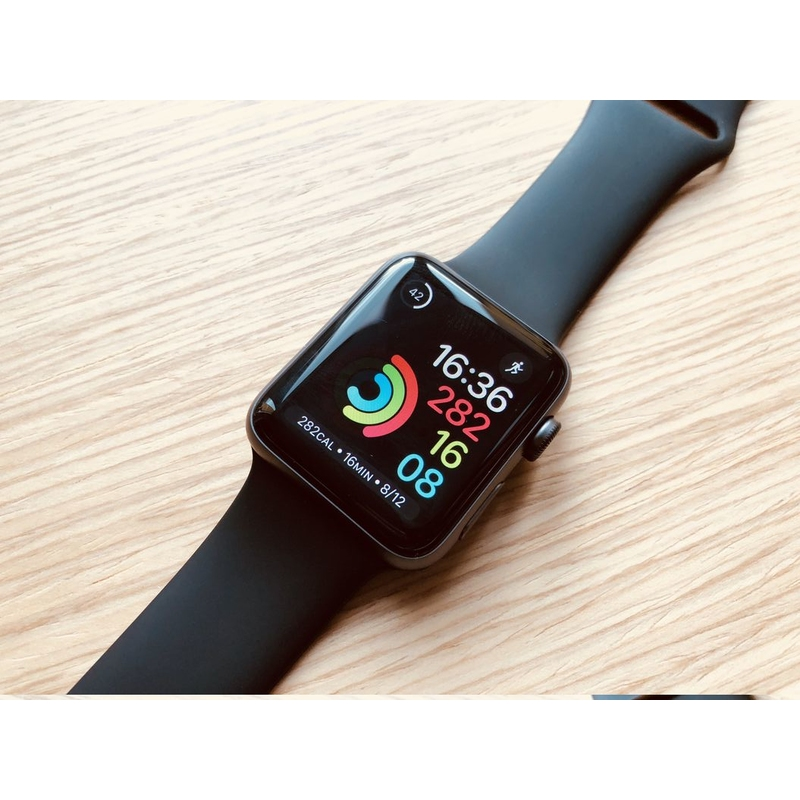 БУ Apple watch 3 series Sport 42mm with Sport Black