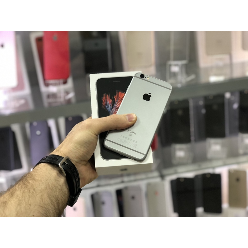 БУ СМАРТФОН APPLE IPHONE 6S 128GB SPACE GRAY