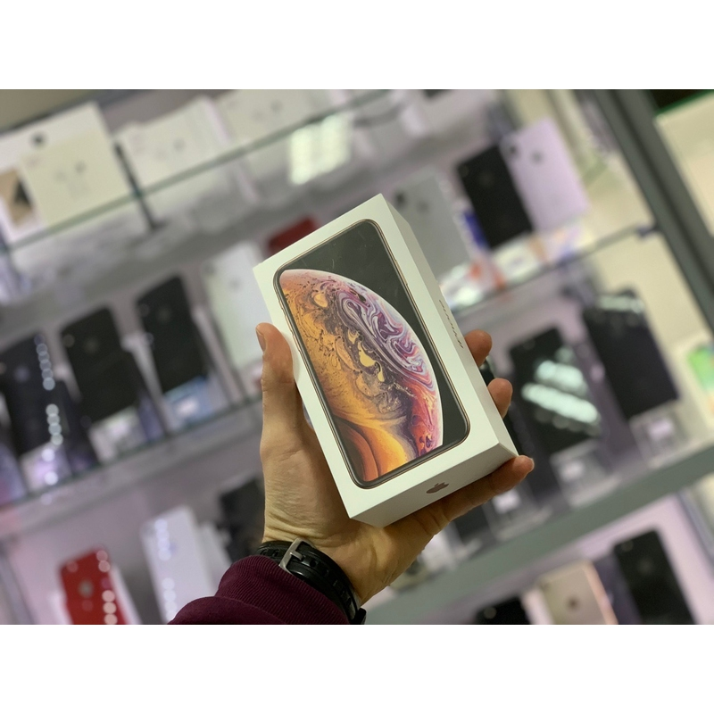 БУ СМАРТФОН APPLE IPHONE XS 64GB GOLD