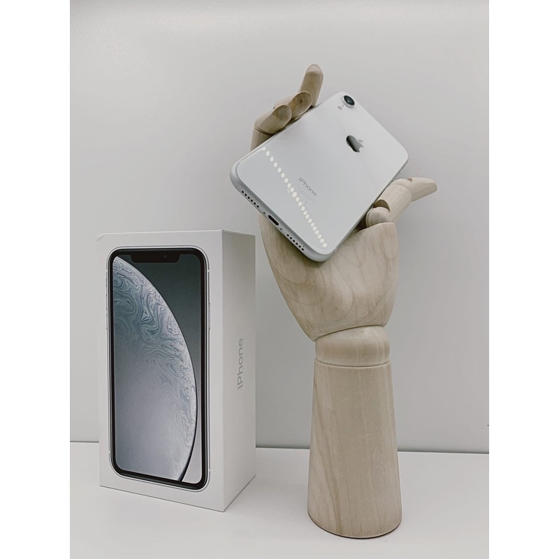 БУ СМАРТФОН iPHONE XR 128GB WHITE