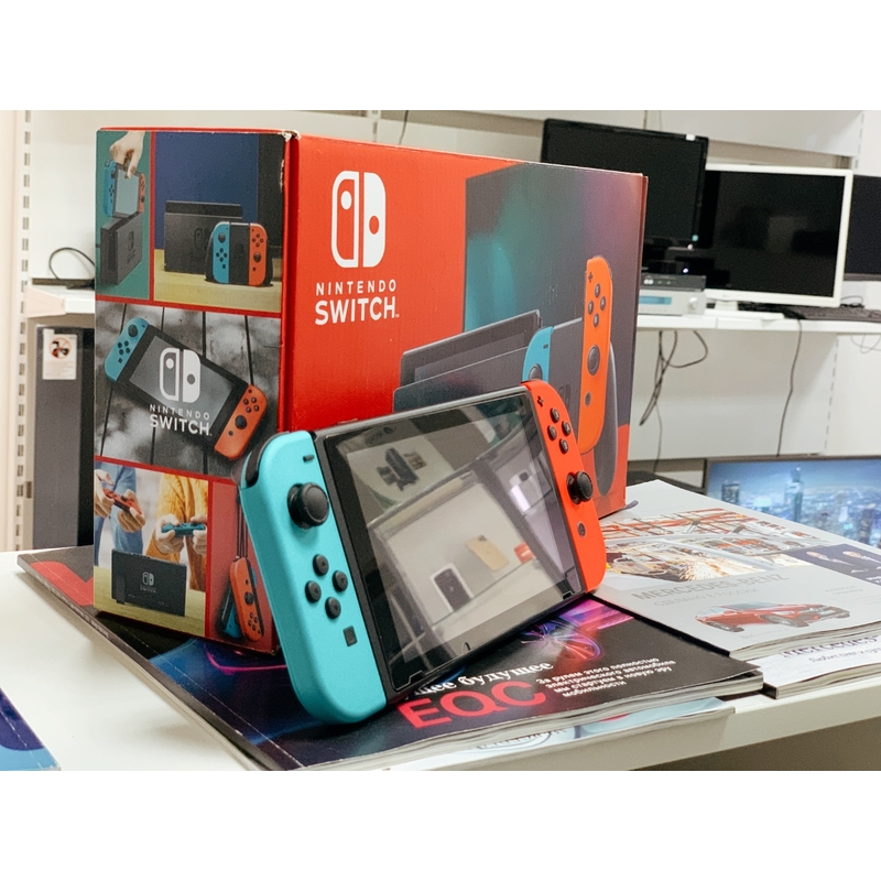 NiNTENDO SWITCH 2 РЕВИЗИЯ