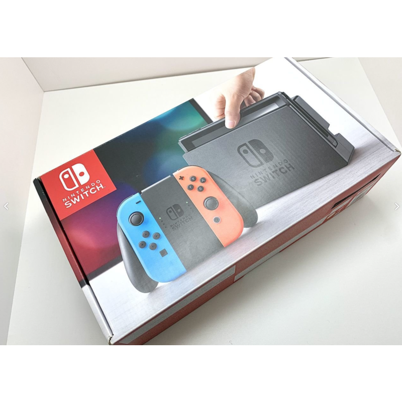 NiNTENDO SWITCH 1 РЕВИЗИЯ
