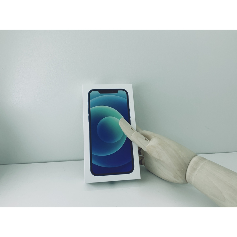 БУ СМАРТФОН APPLE IPHONE 12 MINI 64GB BLUE